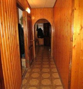 Квартира, 4 комнаты, 106.5 м²