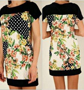 Платье-туника новое!