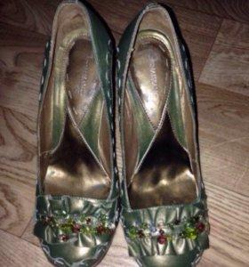 Итальянские туфли renaissance elit