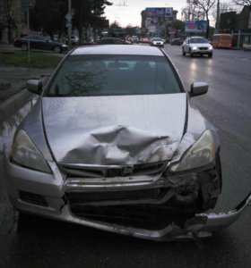 Honda inspaer/accord 2006 2,4at