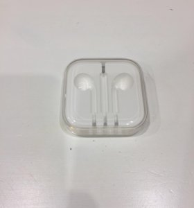 Коробка от наушников