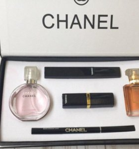 Подарочный набор от Chanel 5 в 1