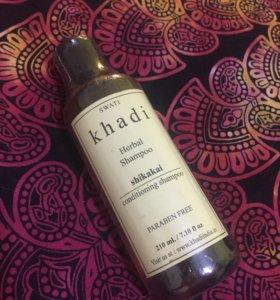 Индийский шампунь Khadi