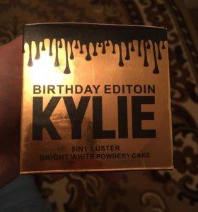 Новая пудра Kylie 5в1