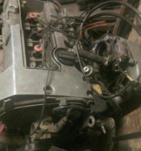 Двигатель мерседес 124