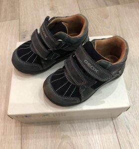 Ботинки geox 22 размер