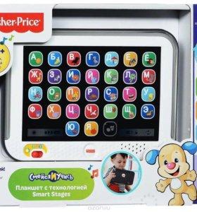 Детский обучающий планшет Fisher praise