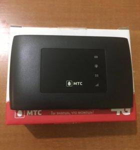 Мобильный 4G Wi-fi роутер