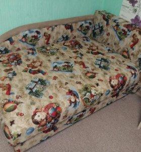 Продается детский диван-кровать