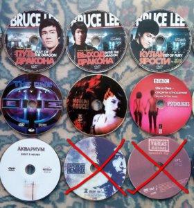 Видео Брюс Ли, Джет Ли и концерты