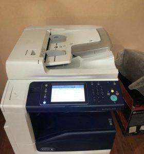 Продам офисный принтер xerox workcentre 7225
