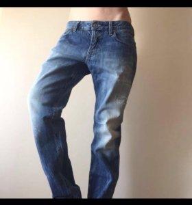 Брендовые джинсы бойфренды