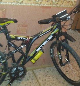 Горный велосипед Stels Adrenalin