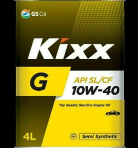 Моторное масло KIXX G 10W40