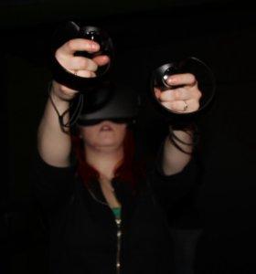 День Рождения в клубе виртуальной рельности