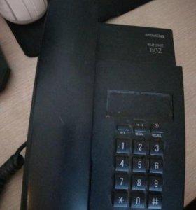 Домашний телефон Siemens