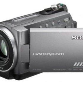 Видеокамера SONY DCR S163