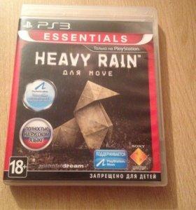 Продаю Игру для ps3 HEAVY RAIN