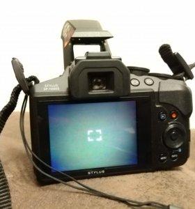 Фотоаппарат Olympus Stylus SP-100EE Black