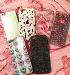 Чехлы на iPhone5