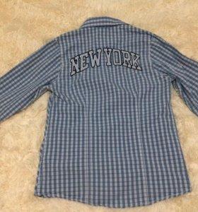 Рубашка для мальчика Tom Tailor