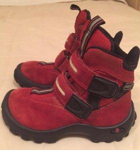 Ботинки Ecco зимние