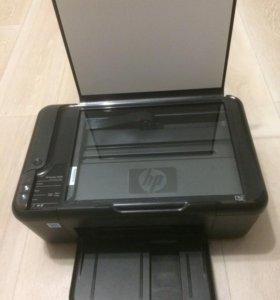 2в1 Принтер+ксерокс