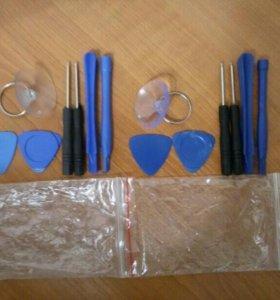 Инструменты для ремонта сотовых телефонов
