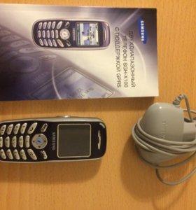 Мобильный телефон Самсунг SGH-X100