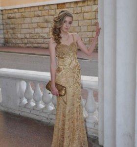 Выпускное платье из Италии