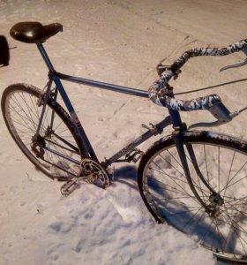 Дорожный велосипед. ХВЗ