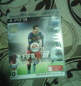 Игра на PS3 FIFA 16