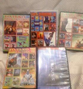 DVD, фильмы. Сериалы.