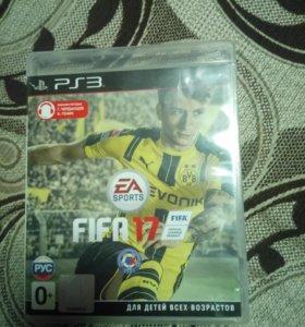 Игра на PS3 FIFA 17
