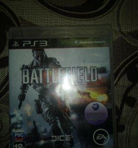Игра для PS3 BATTLEFIELD 3 и 4