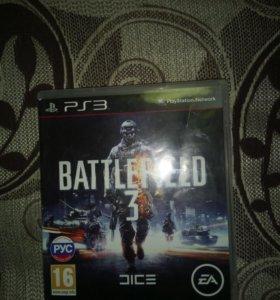 Игра для PS3 BATTLEFIELD 3