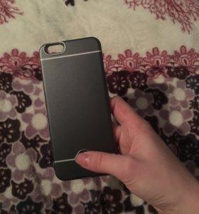 Зарядный чехол на iPhone 6-6s