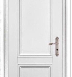 Дверь Массив дерева классика глухая новая 2150х800