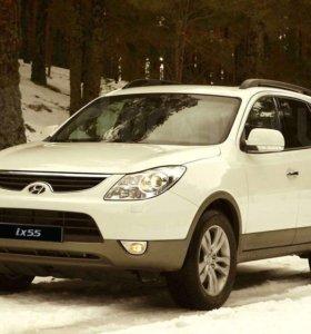 Hyundai ix 55 , 2008г.вып.