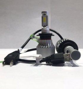 Светодиодные лампы Н1, Н4, Н7, Н11, НВ4