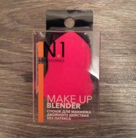 Новый спонж Make up blender