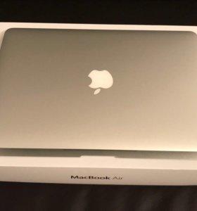 Macbook Air 13 2013 в новом состоянии