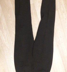 Шерстяные брюки со стрелками