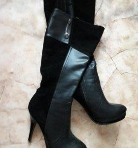 Сапоги и ботиночки осень-весна.