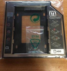 Optibay 12,7 мм для ssd вместо дисковода