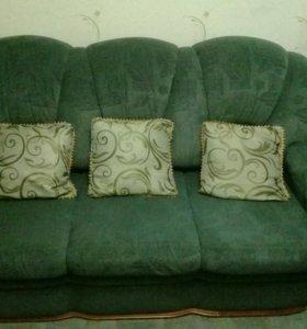 Мягкий мебель