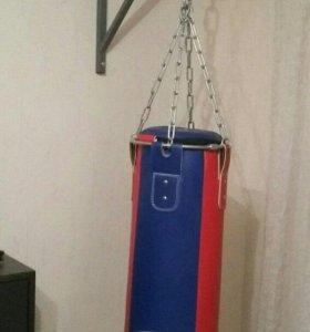 Мешок боксерский green hill PBR 70x25 + кронштейн