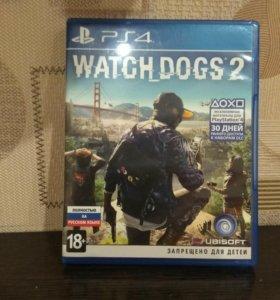 WATCH DOGS 2 На пс 4