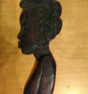 Африканское черное дерево