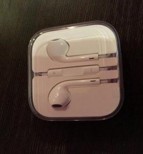 оригинальные наушники iphone 6